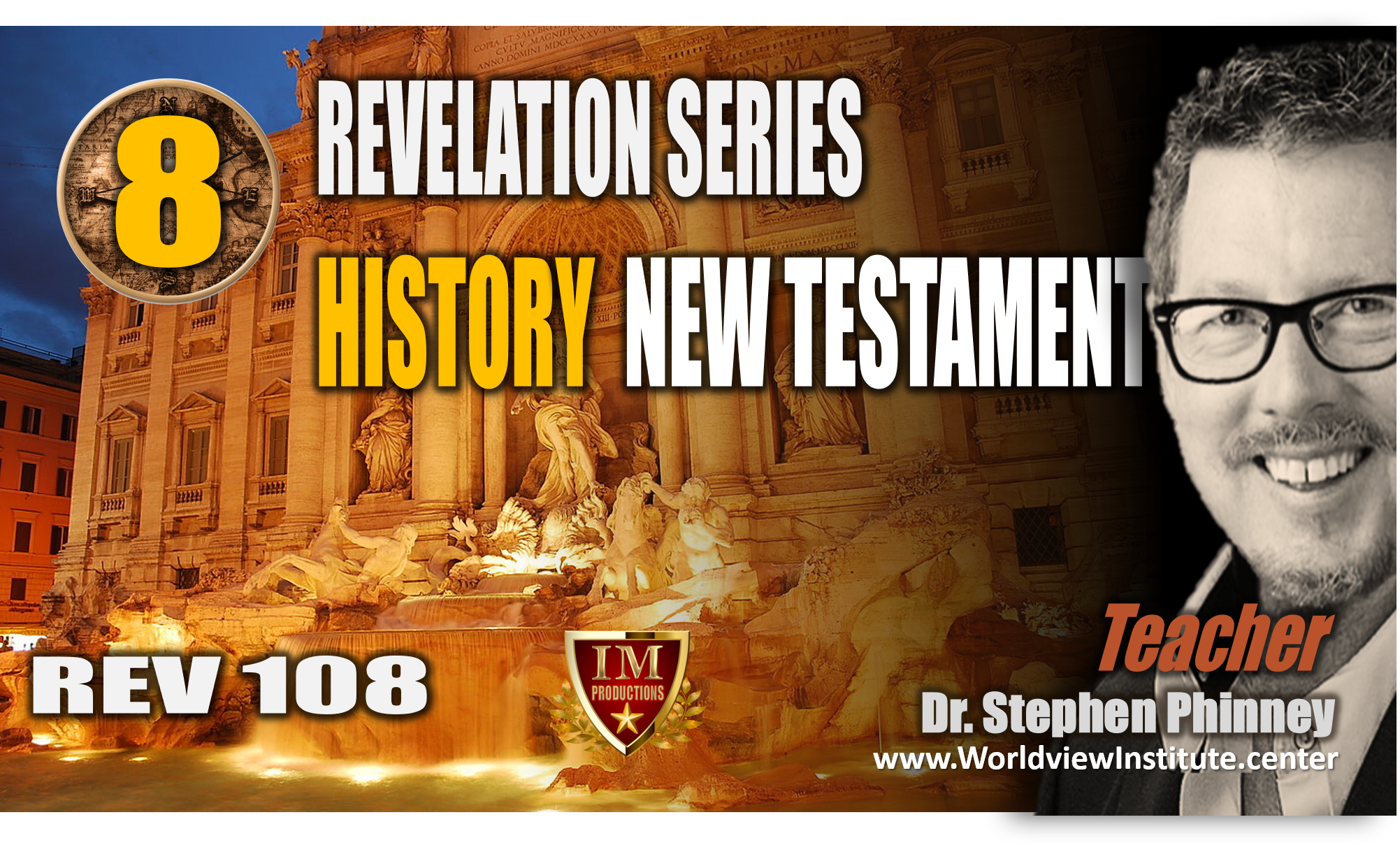 REV 108 | History of New Testament
