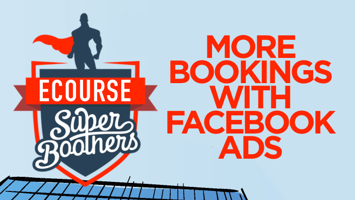 More Bookings With Facebook Ads