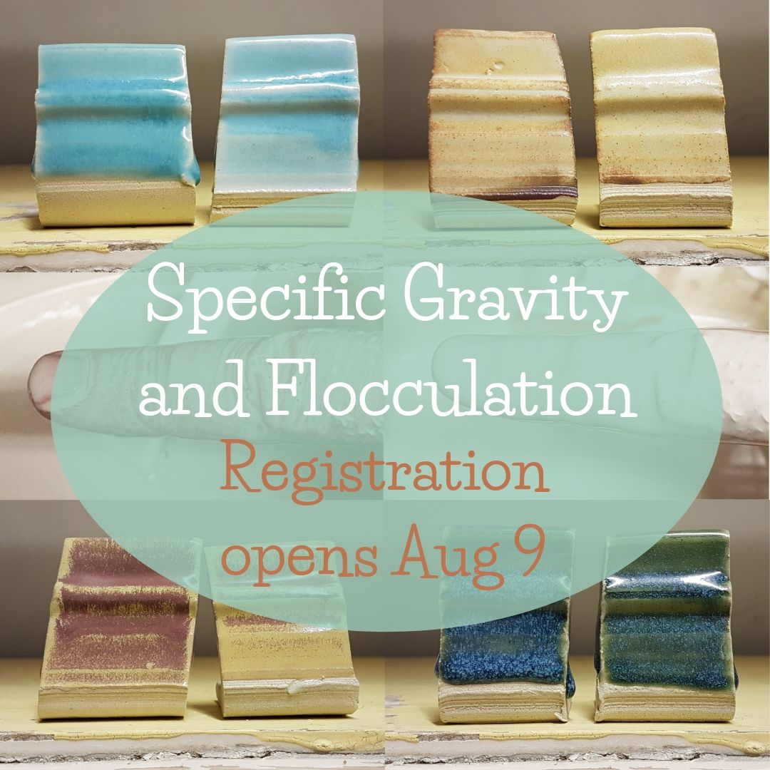 Specific Gravity and Flocculation