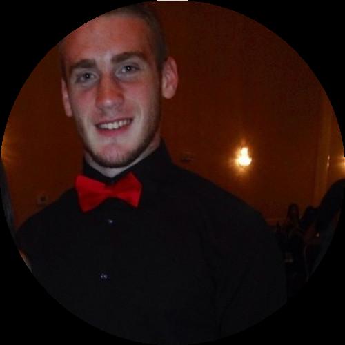 Nicholas Adair, Certified Ballroom and Latin Dance Instructor