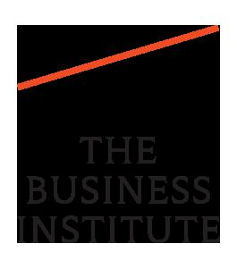 The Business Institute logo