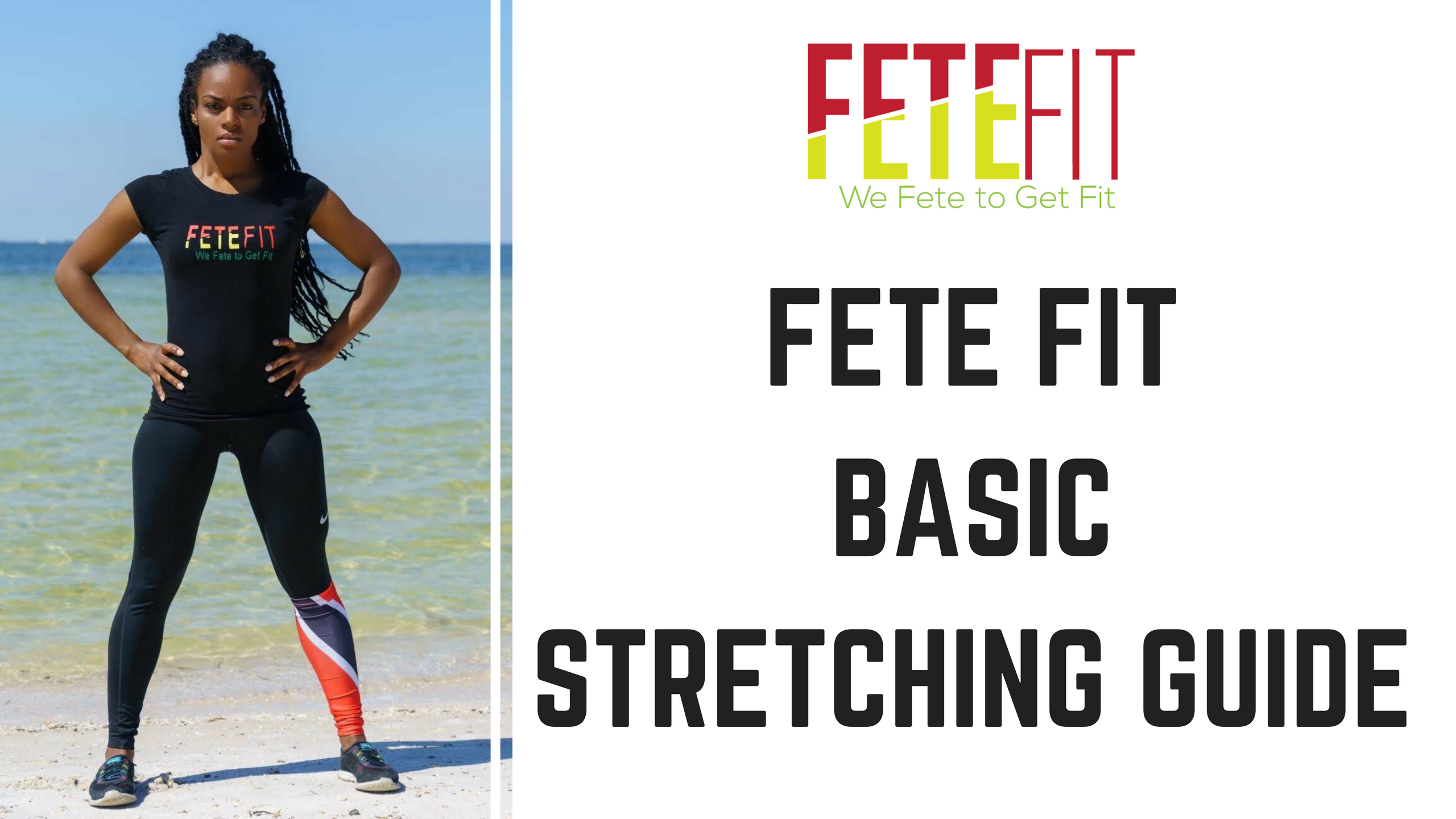 FREE Basic Stretching Guide