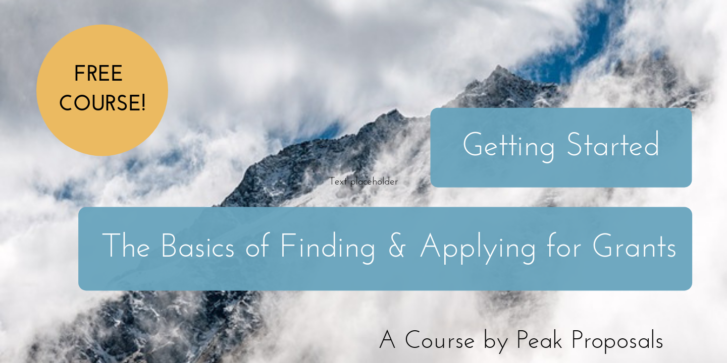 Courses for the Nonprofit Budget