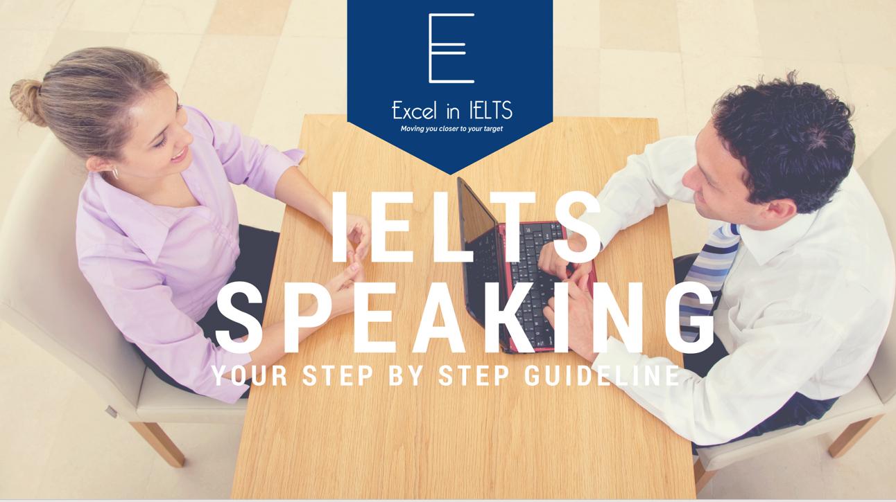 Excel in Speaking