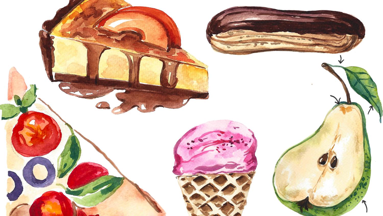 Desserts & Food ($30) SAVE $10