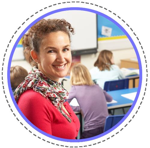 Build your online teacher portfolio.