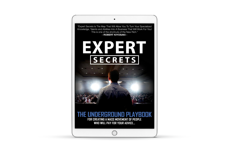 Expert Secrets Cover