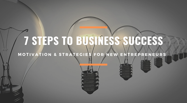 Special Offer: 7 Steps to Business Success Guide