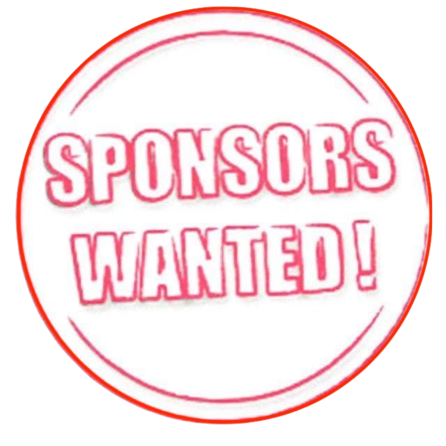 Sponsors Wanted