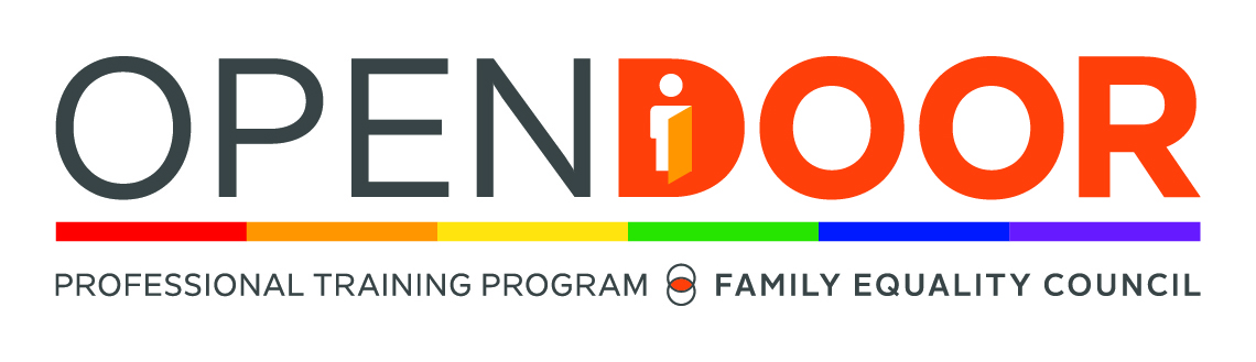Family Equality Council's Open Door Professional Training Program
