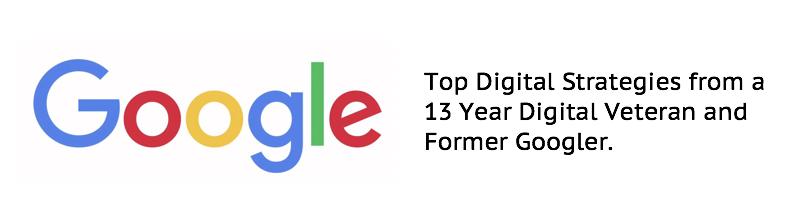 Digital Advertising - Learn from a Former Googler