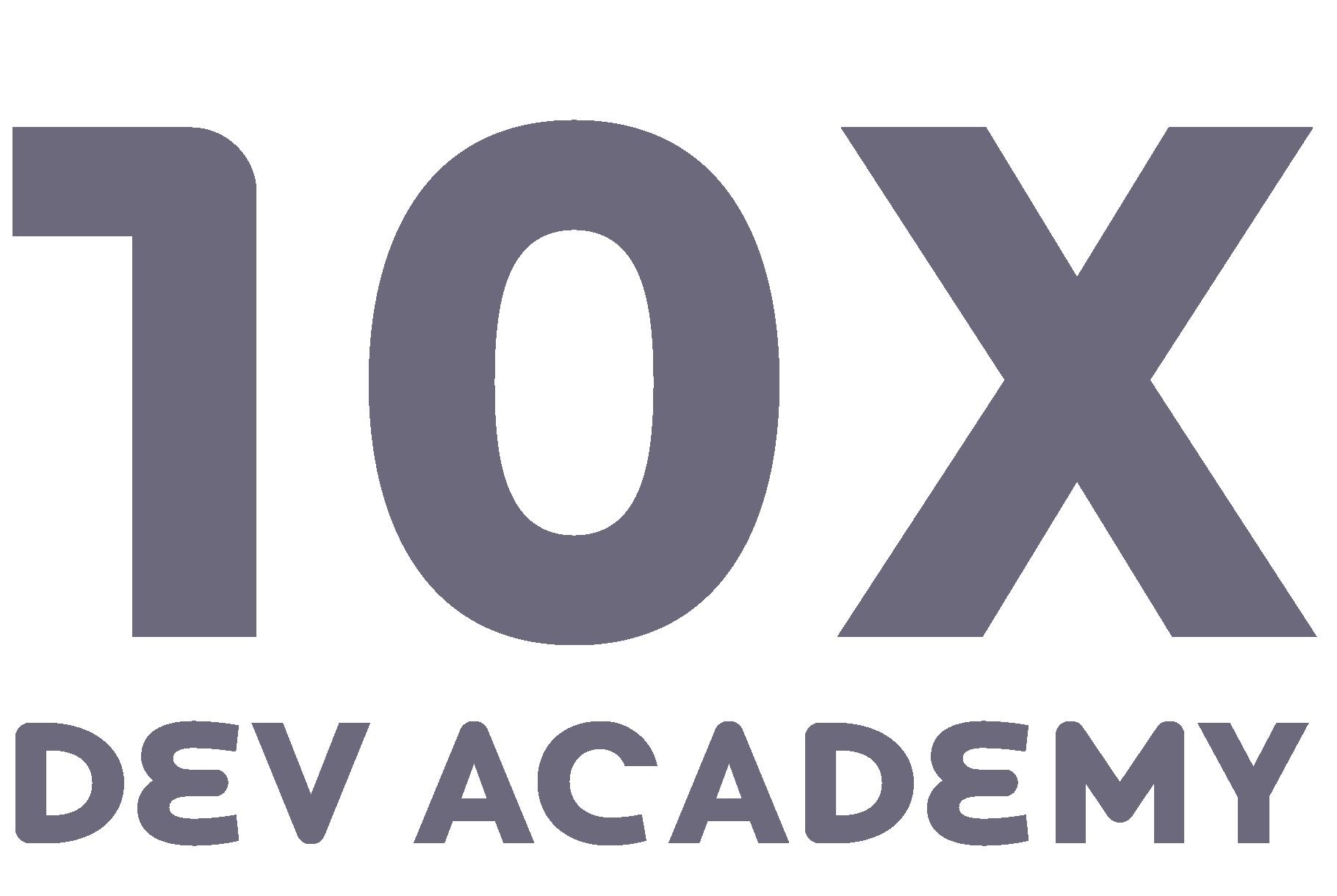 10X Dev Academy