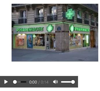 apprendre le français avec des images et des audios
