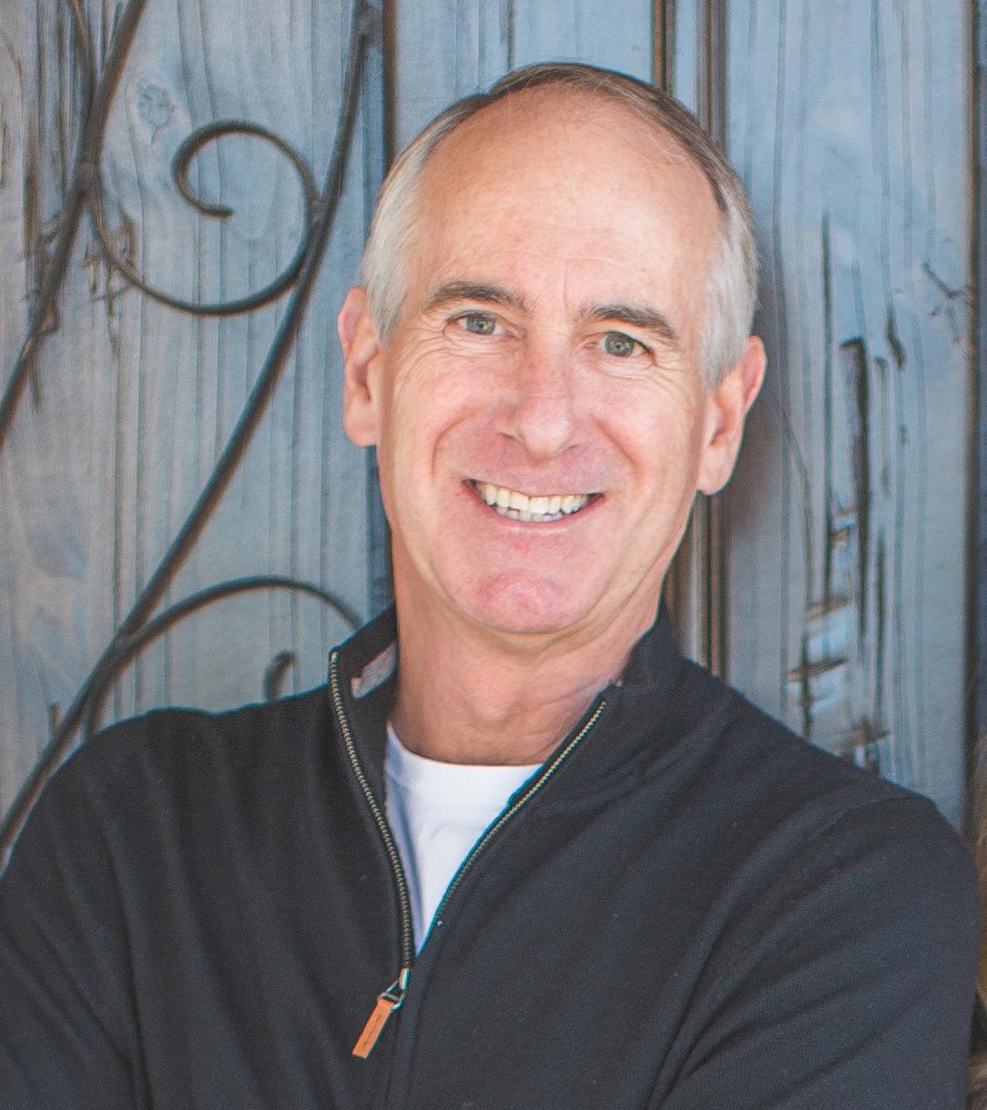 Meet Dr. John Van Epp, Ph.D.