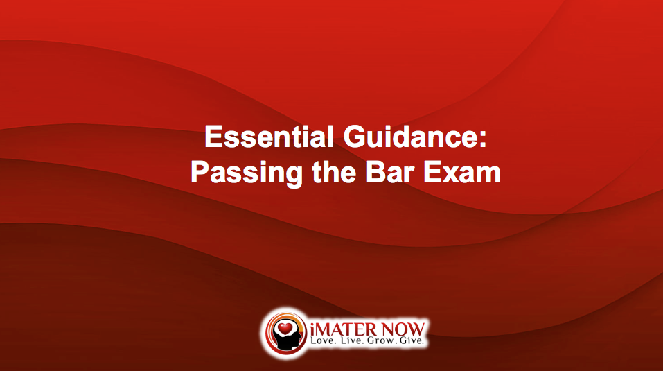 PASSING THE BAR EXAM VIDEO COURSES