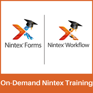 #Awesome Nintex Training