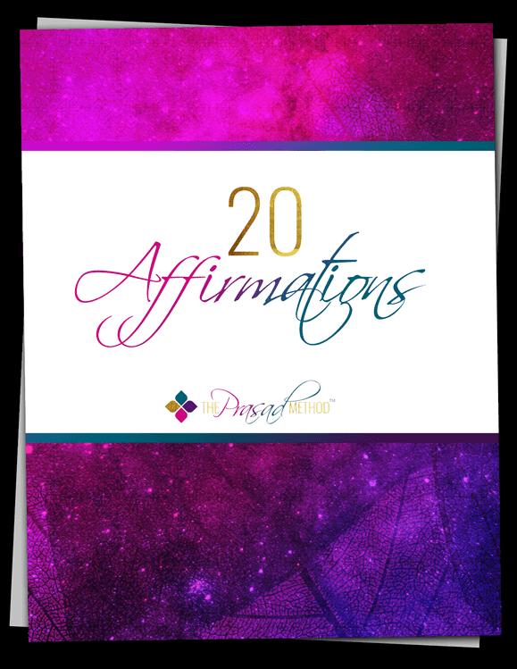 20 Affirmations
