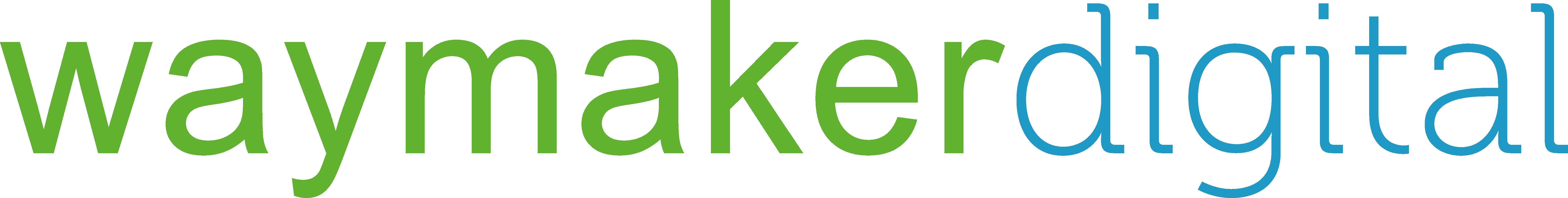 WayMaker Digital Logo