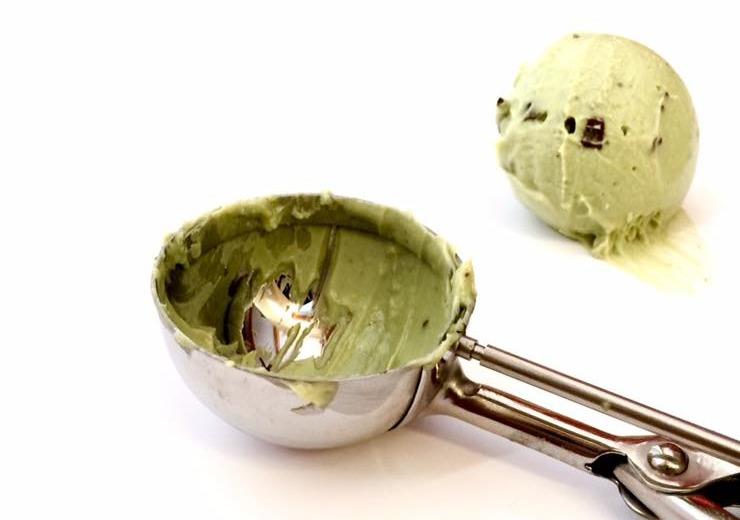 Janet's avocado ice cream