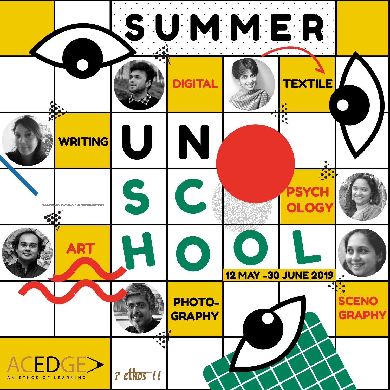 You can also join the ACEDGE Summer Unschool
