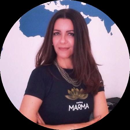 Jeanne Lima - Coach - criadora do Método Marma! Insta: @metodomarma