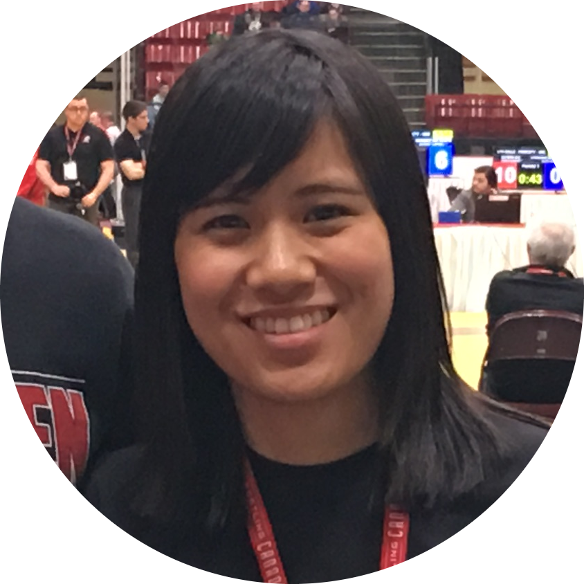Jess Tang <br> Coach at Matmen Wrestling Club