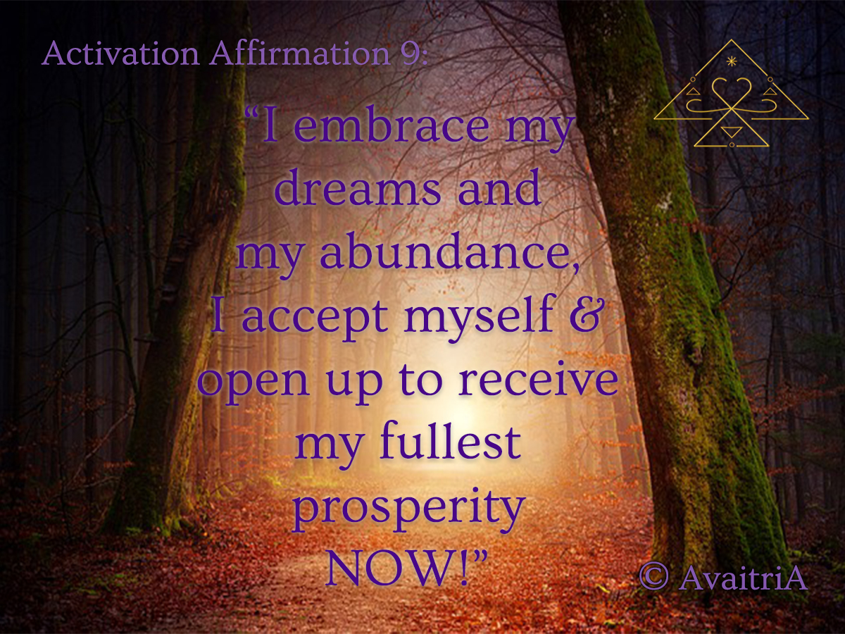 Affirm Your Life... Affirm Your Prosperity.....Affirm Your Truth!