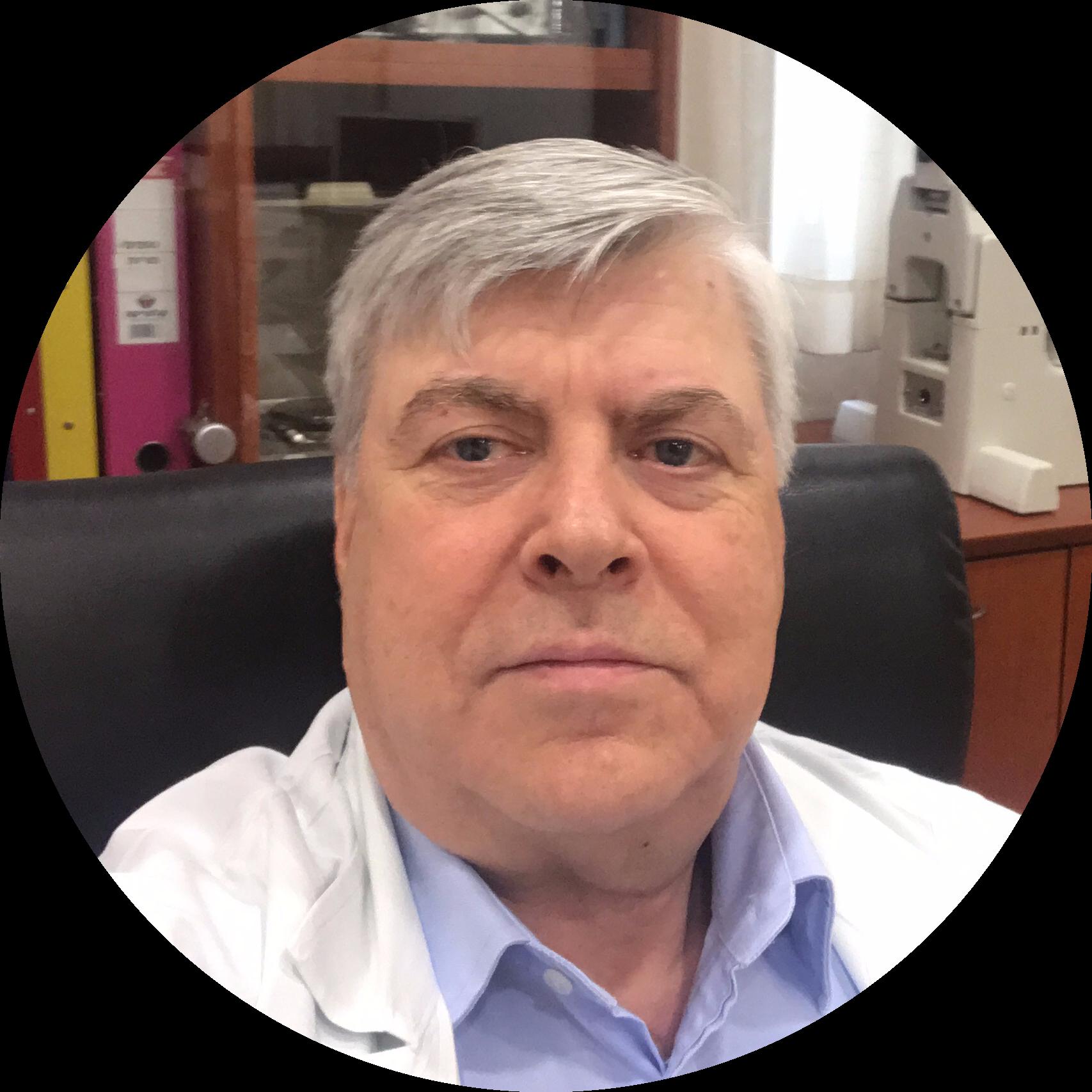 Prof. Zeev Shoham