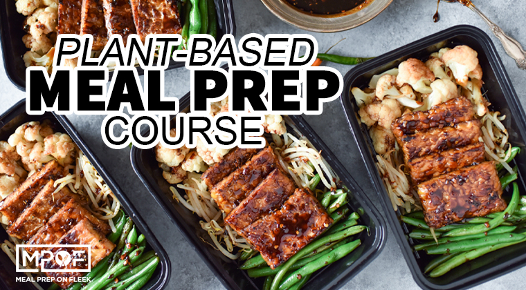 Make Meal Prepping Easy