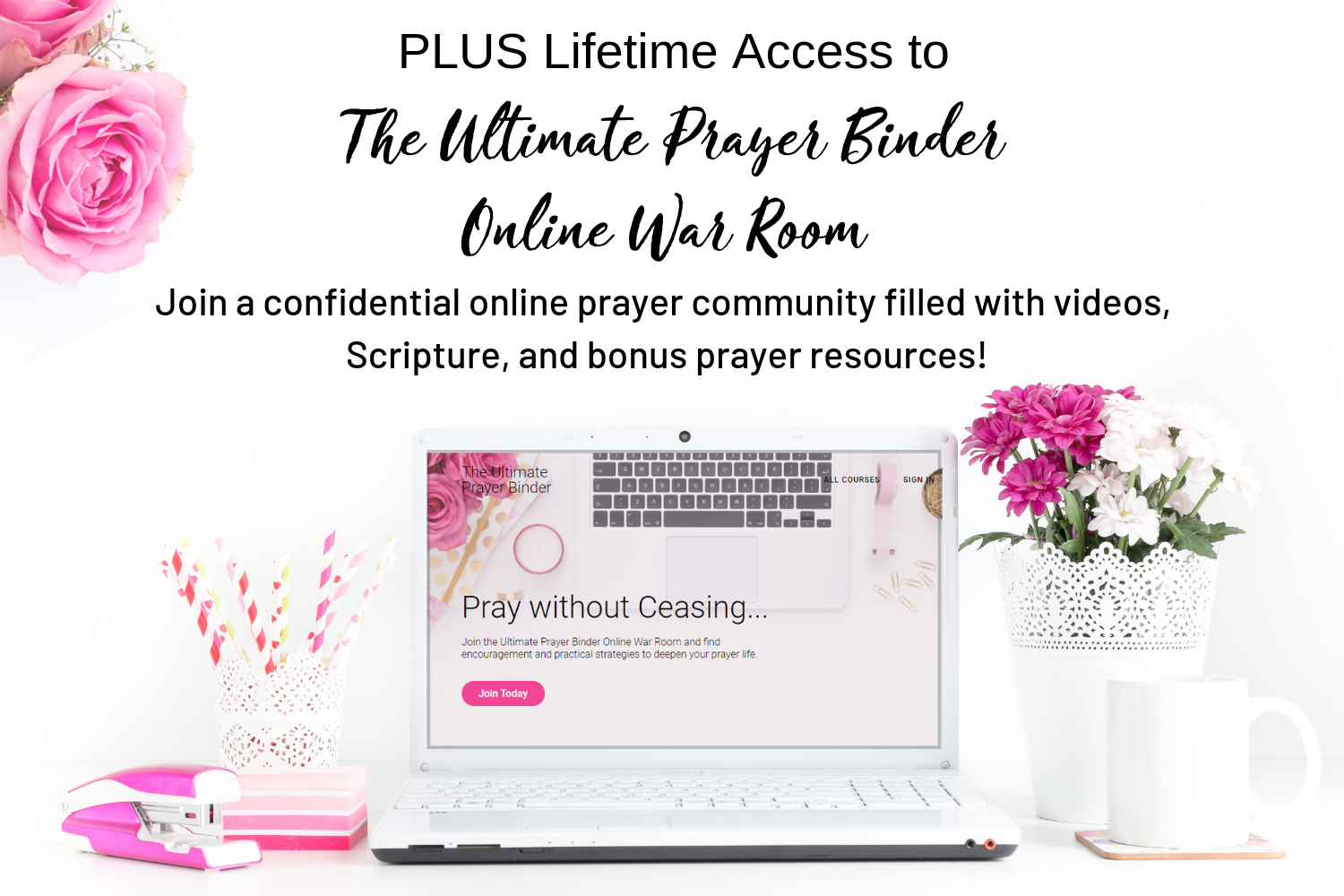 Get Access to Prayer Videos and Encouragement