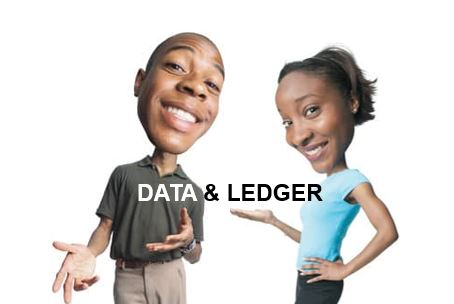 Meet Data & Ledger...