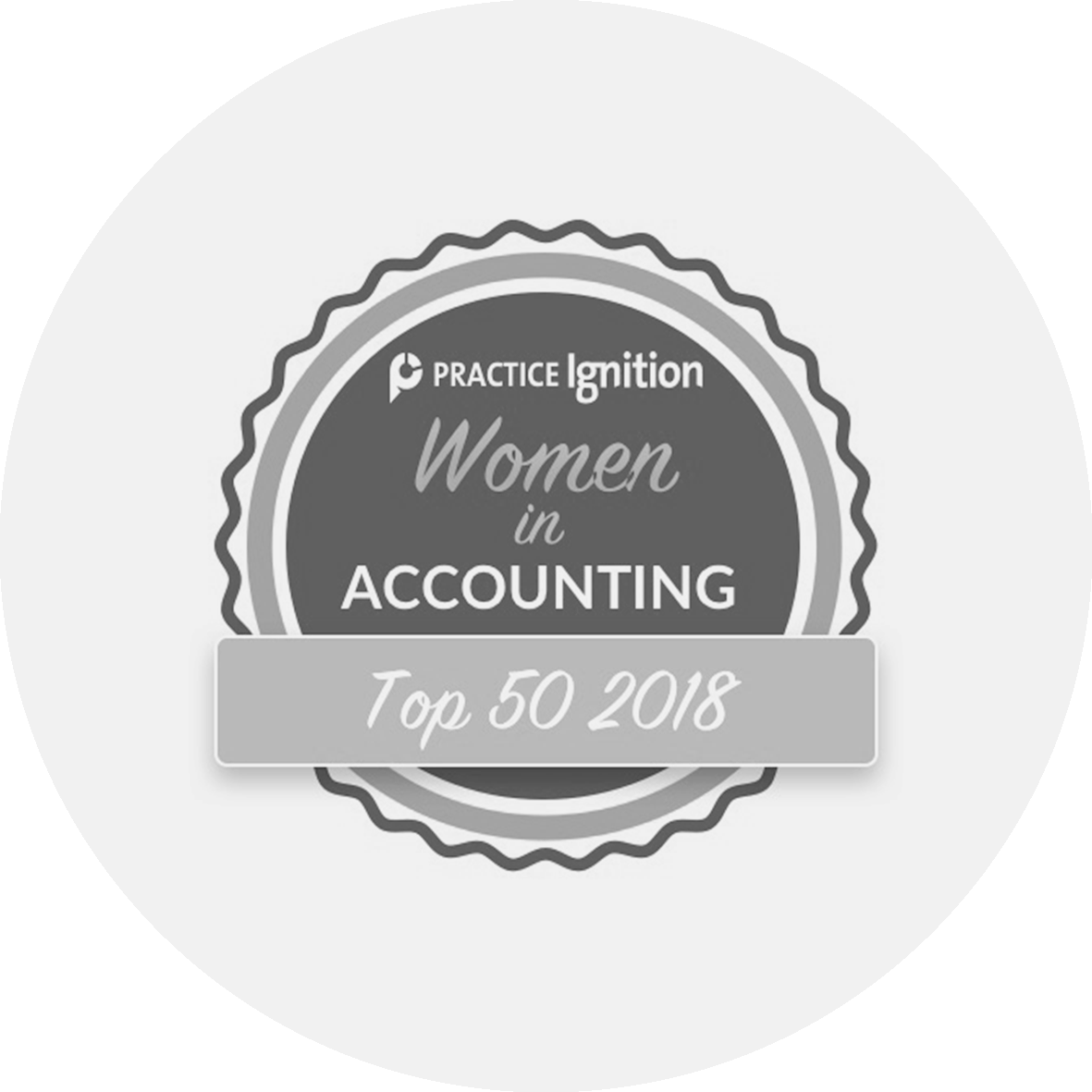 Practice Ignition | Top 50 Women in Accountancy 2019
