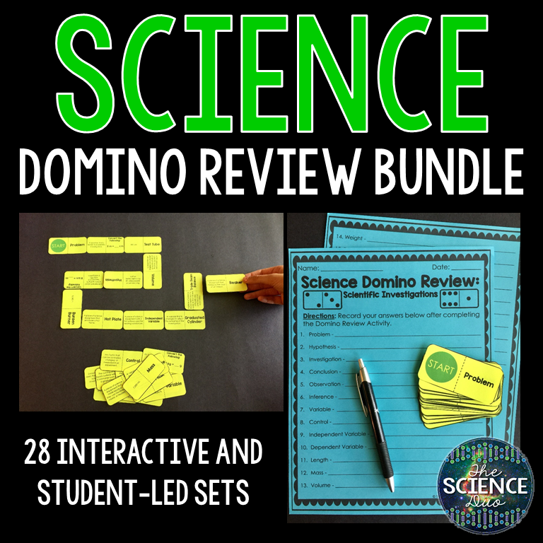 Domino Review Bundle