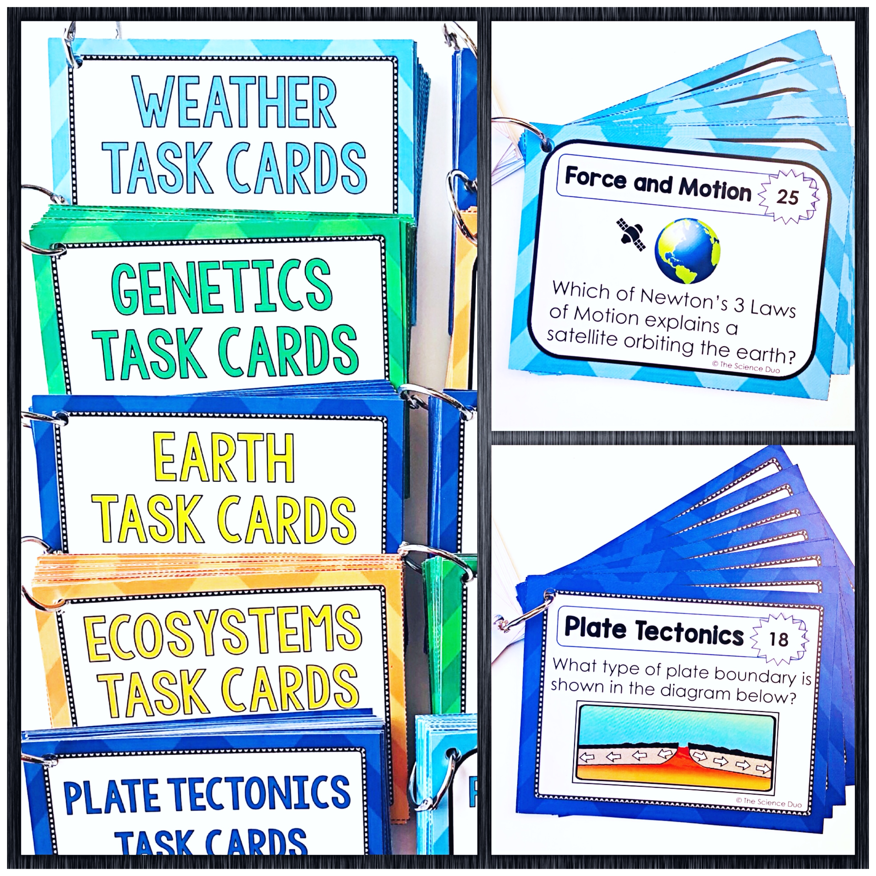 Task Card Bundle