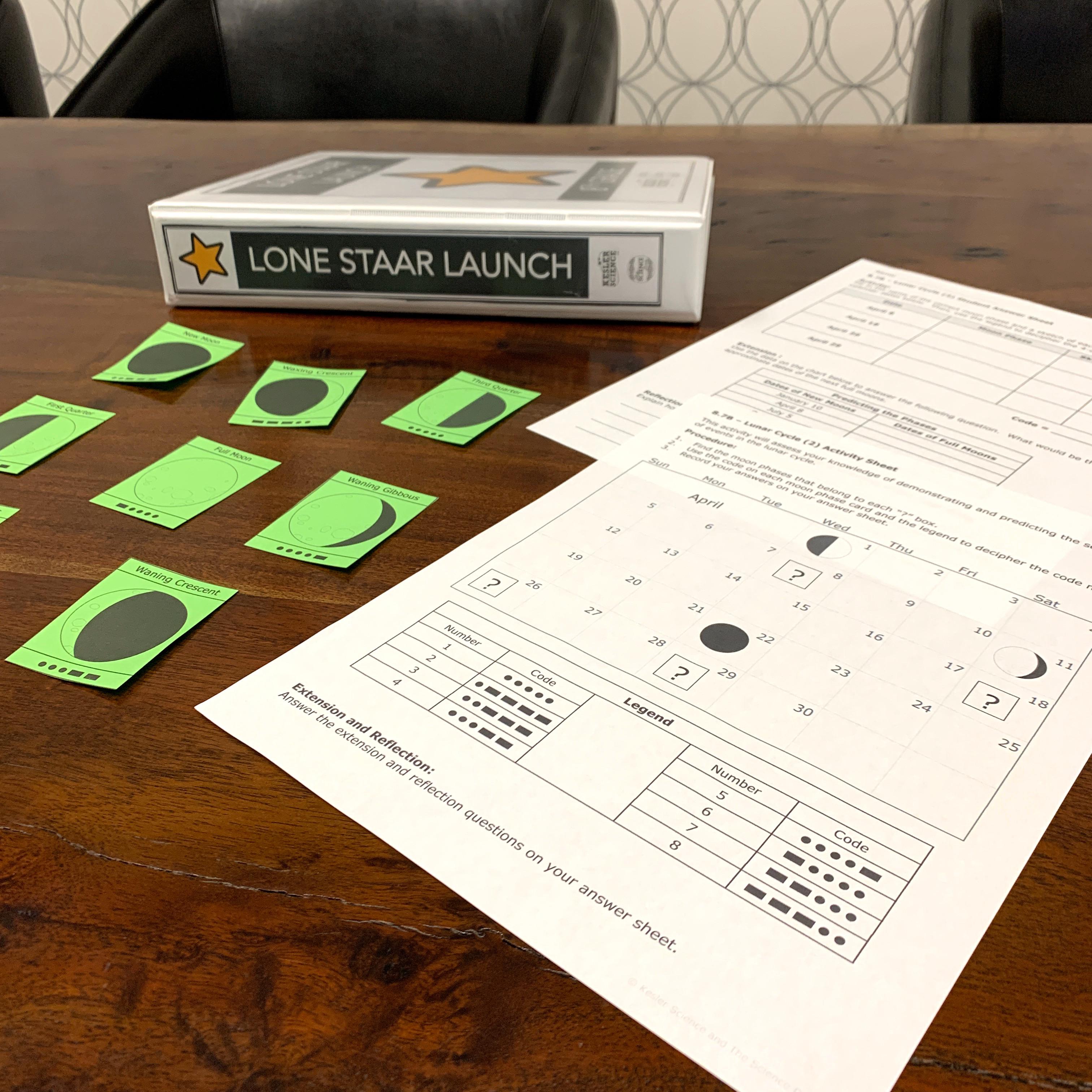 Lone STAAR Launch