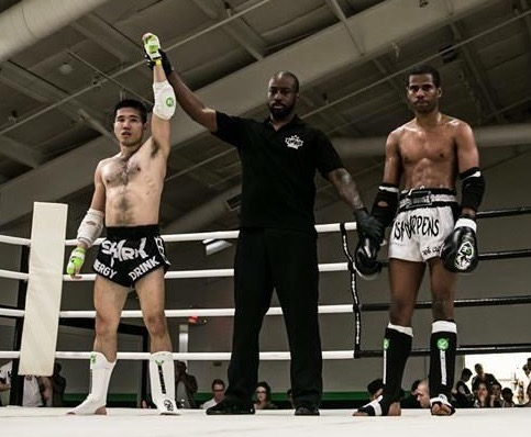 Peter Ngyuen, Muay Thai, Kickboxing and Boxing Athlete