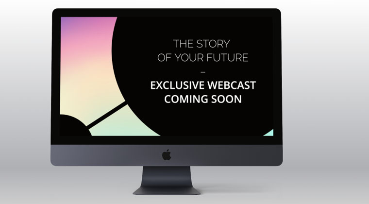 EXCLUSIVE FUTURE WEBCAST