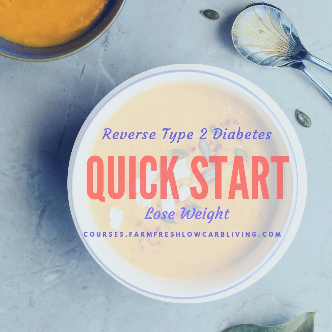 Quick Start Reverse Diabetes