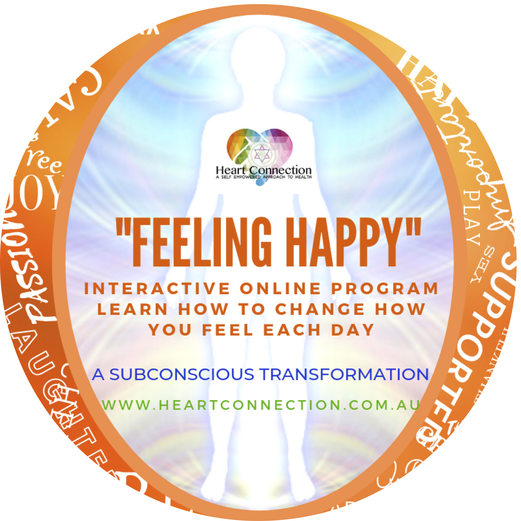 I AM EMPOWERED TO FEEL HAPPY EACH DAY