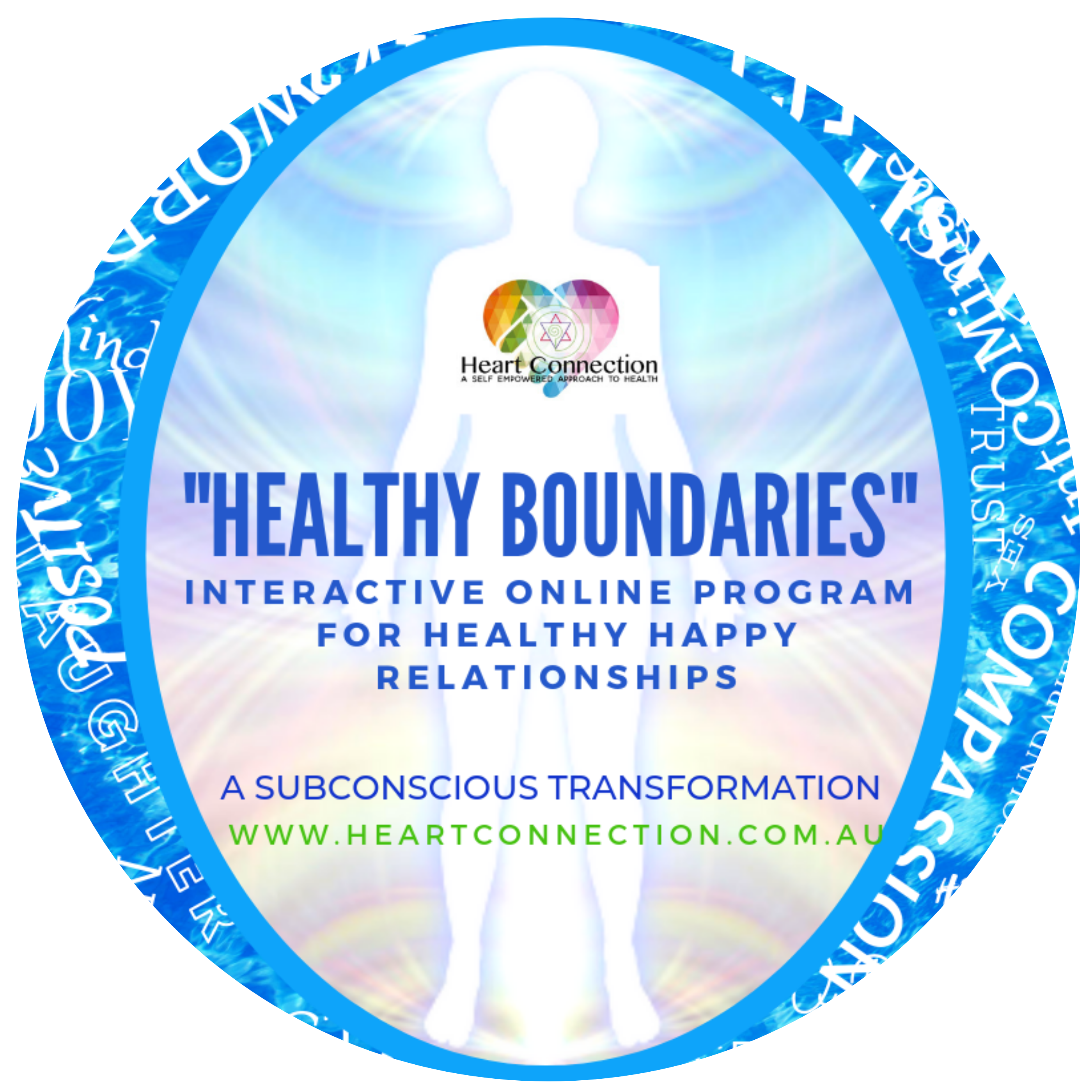 HEALTHY BOUNDARIES HEALTHY HAPPY RELATIONSHIPS