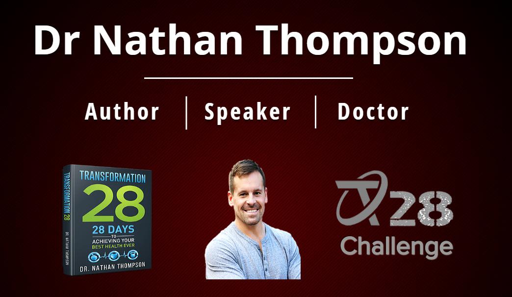 Dr. Nathan Thompson