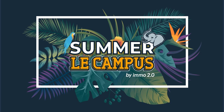 SUMMER CAMP LE CAMPUS