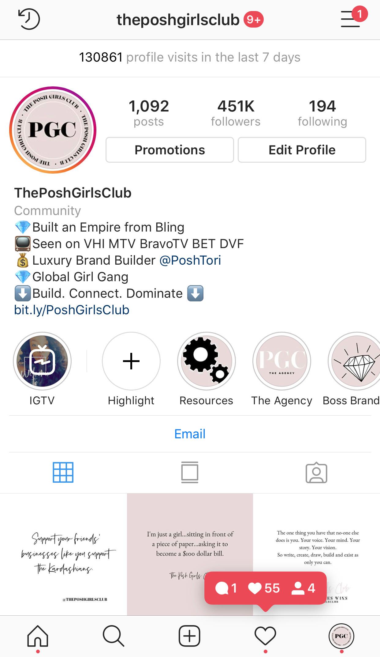 Insta Boost Your Instagram!