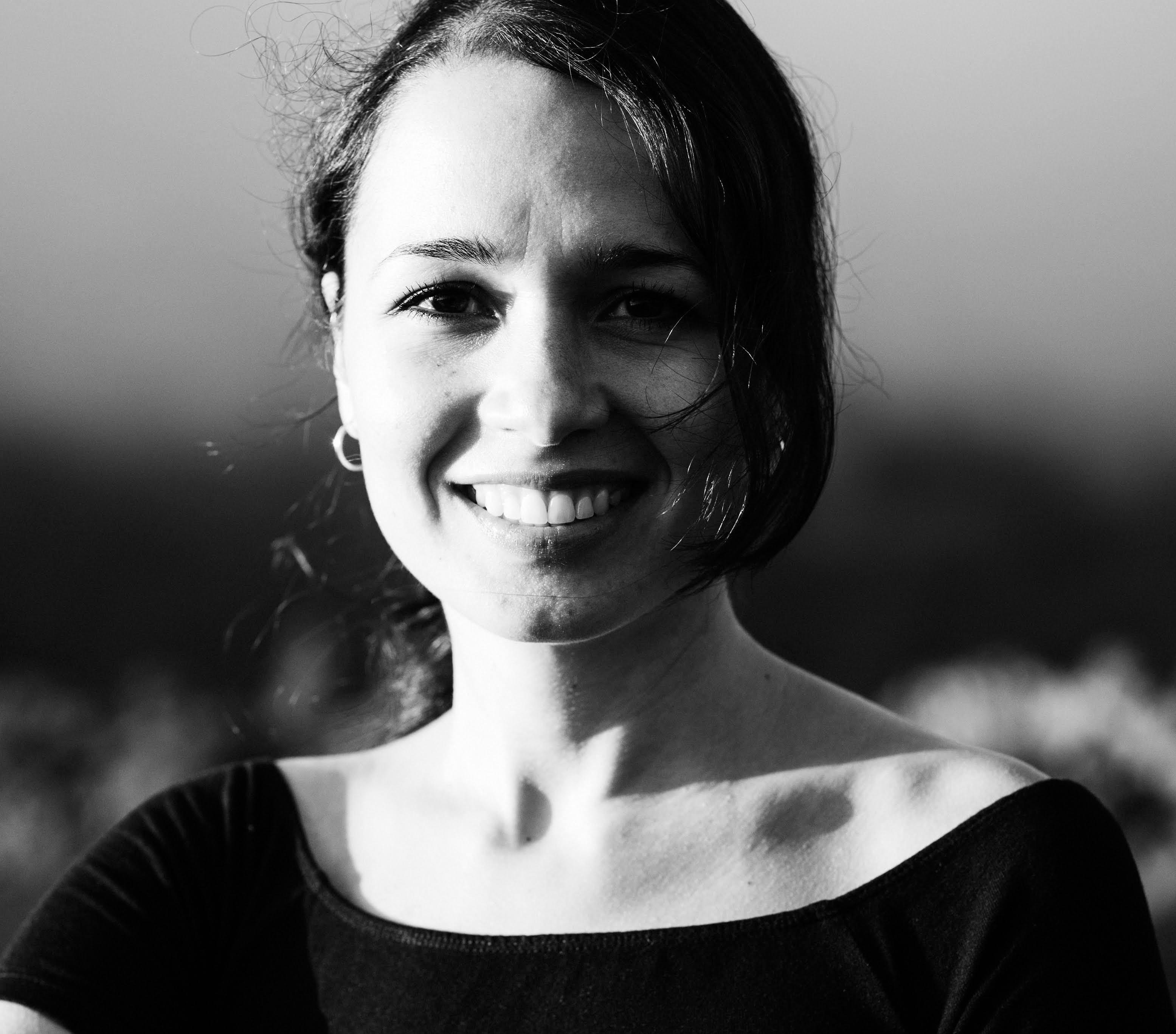 Kimberley Díaz, arquitecta