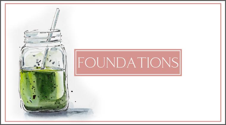 step 03: foundations