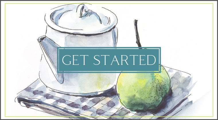 step 01: how to get started