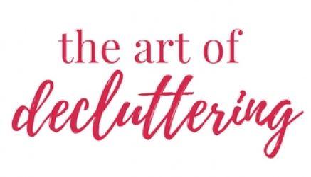Art of Decluttering