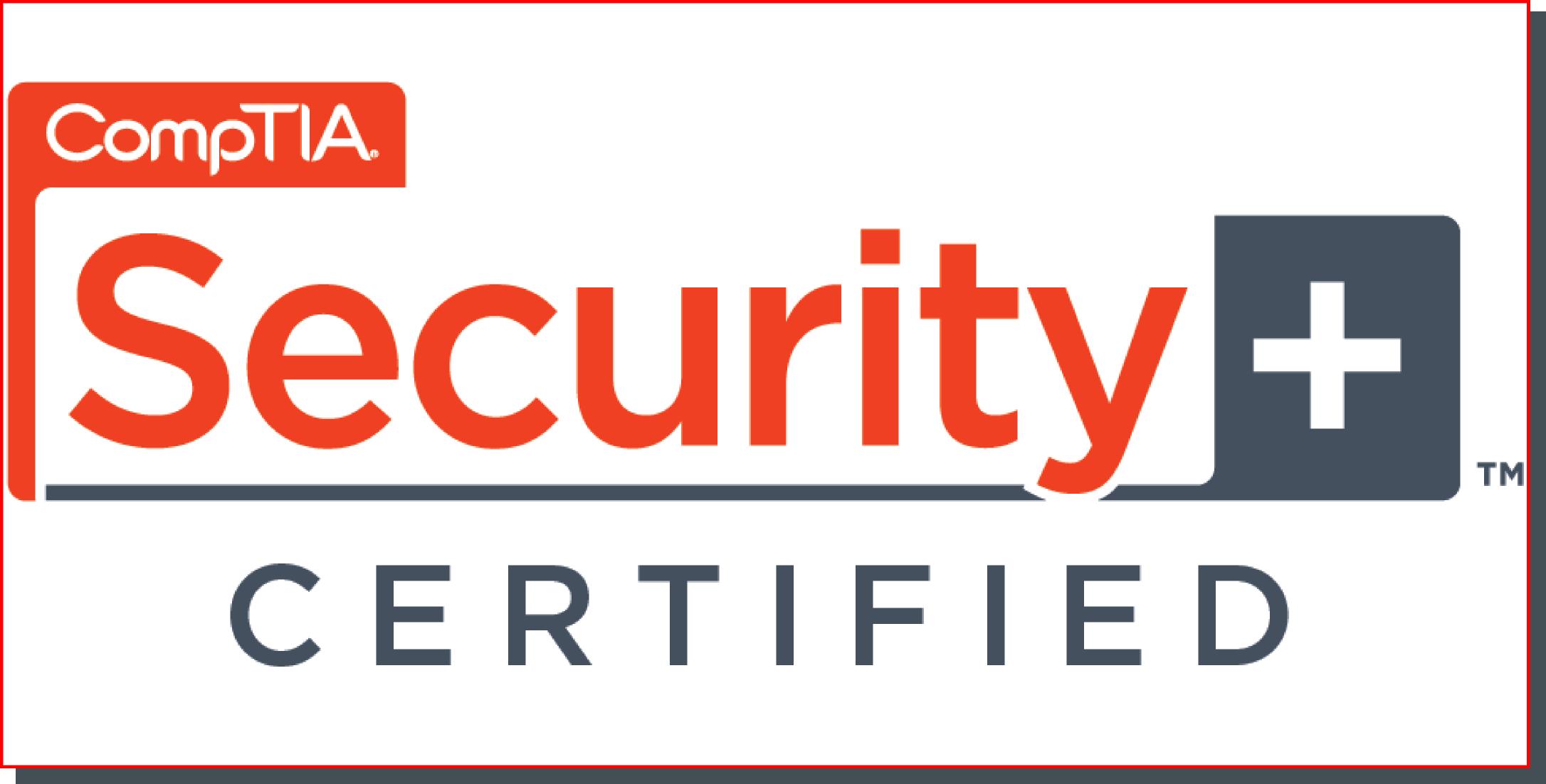 CompTIA Security+ CE