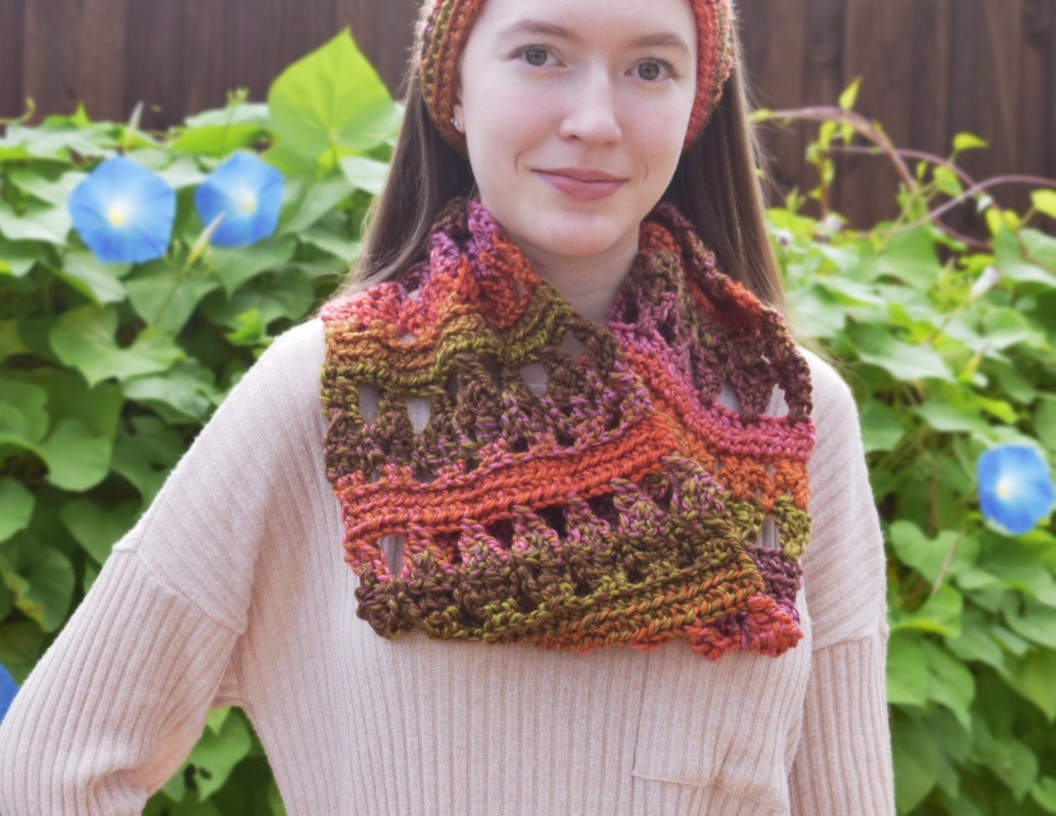 Autumn Adventure Cowl