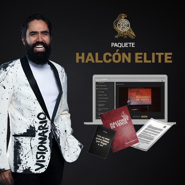 Promoción Halcón Elite
